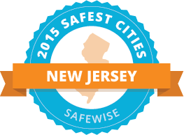 2015 Safest Cities in NJ